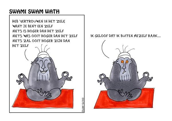 Mensje cartoon