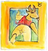 Sterrenbeelden De Stier - De Telegraaf (2004)