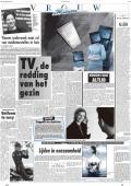 TV de Redding van het Gezin - De Telegraaf (2005)