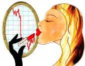 Meer cosmetica bij beurscrisis - De Telegraaf (2008)
