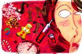 Snoep overdosis rond Sinterklaas - De Telegraaf (2008)