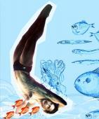 Sterrenbeeld: Waterman - Magazine Vrouw (2010)
