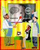 Goede opleiding: luxe of noodzaak? - Magazine  Kookstudio (2012)